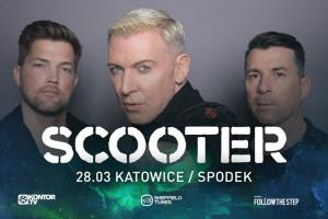 Scooter w Spodku 2020