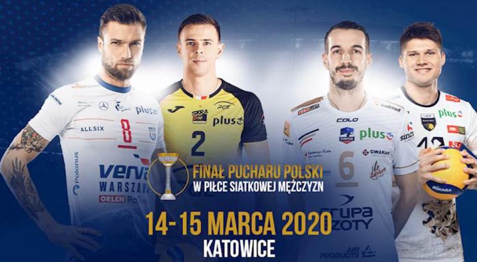 Puchar Polski w piłce siatkowej mężczyzn Spodek 2020