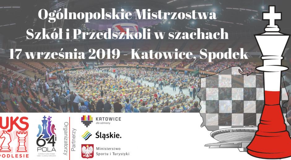 IV Ogólnopolskie Mistrzostwa Szkół i Przedszkoli w szachach