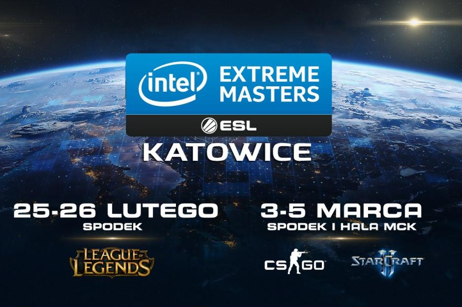 Intel Extreme Masters 2017  Spodek MCK