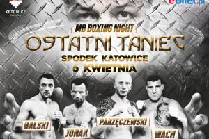 MB Boxing Night w Spodku 2019