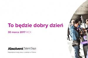 Absolvent Talent Days w MCK