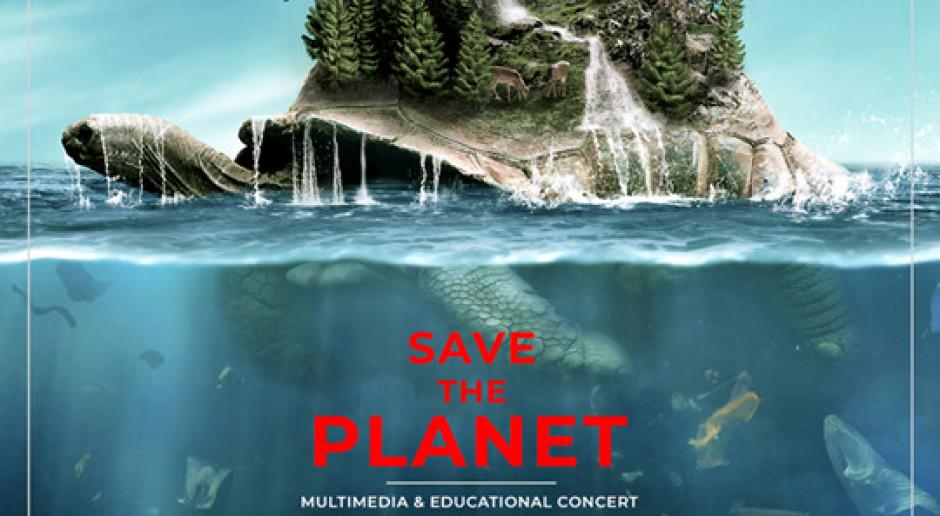 Save the planet koncert w Spodku