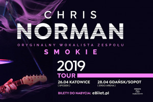 Chris Norman w Spodku 2019