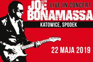 Joe Bonamassa w Spodku 2019