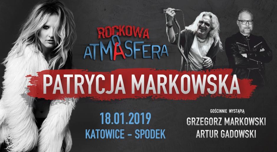 Koncert Patrycji Markowskiej w Spodku