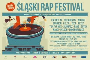 Śląski Rap Festival Spodek