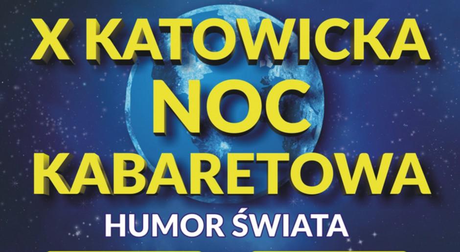 Katowicka Noc Kabaretowa w Spodku 2019
