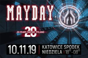 Mayday 2019 w Spodku