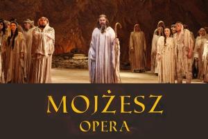 Opera Mojżesz w Spodku