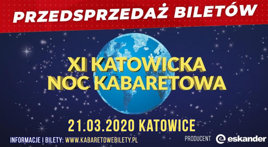 XI Katowicka Noc Kabaretowa