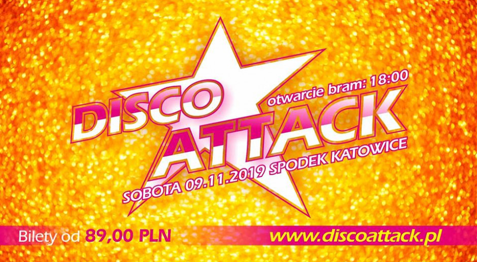 Disco Attack w Spodku 2019