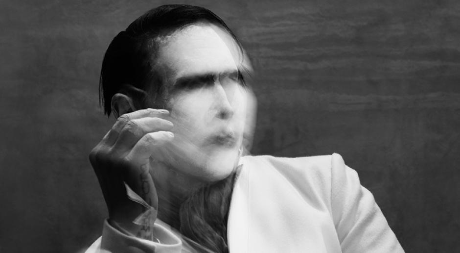 Marlin Manson w Spodku. Fot: Marlin Manson.com