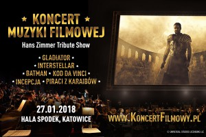 Hans Zimmer koncert w Spodku