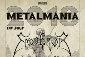 Metalmania 2018 w Spodku