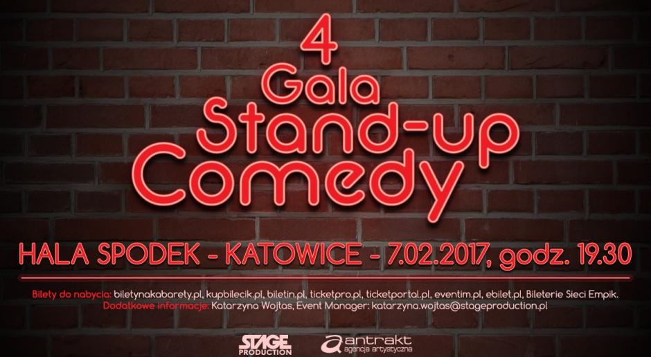 Stand-up Comedy w Spodku