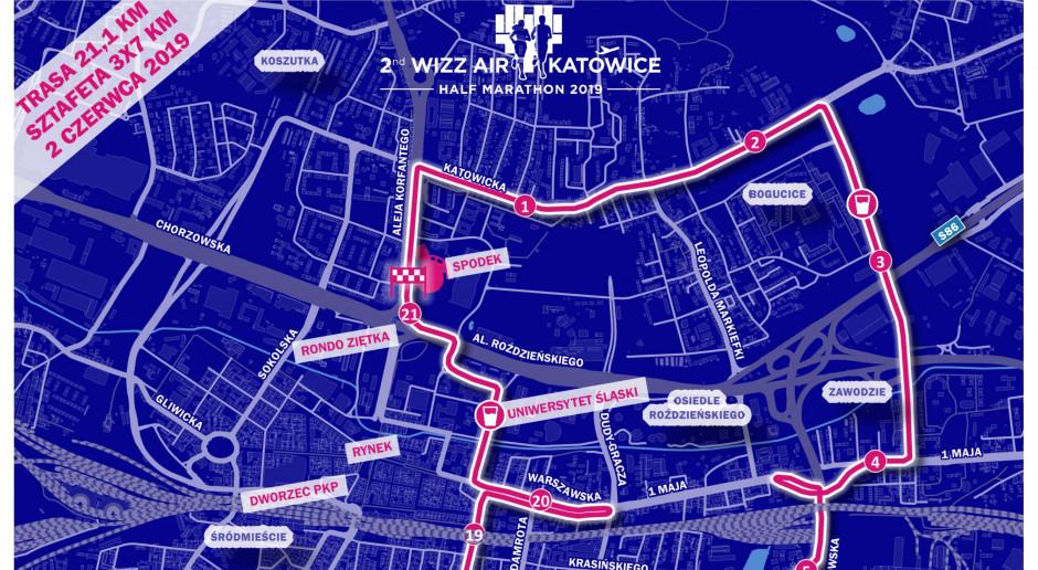 wizz air marathon Spodek 2019