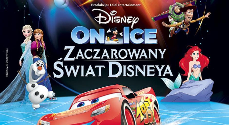 DISNEY ON ICE - zaczarowany świat Disneya w Spodku
